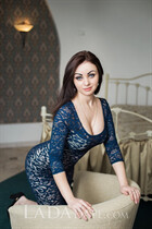 Ukrainian woman for marriage natalya from kherson with Dark Brown hair age 33