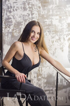 Ukrainian women for marriage tatyana from kiev with Dark Brown hair age 22