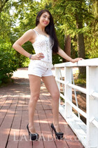 Date ukraine women aliona from uman with Black hair age 28
