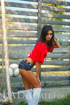 Perfect woman ekaterina from kherson with Black hair age 27
