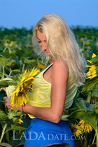 Beautiful women ukraine marina from bila tserkva with Blonde hair age 42