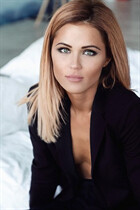Order a woman online angelina from moscow with Blonde hair age 26