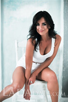 Russian single woman lilia from ivano-frankovsk with Dark Brown hair age 26