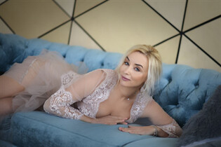 Ukraine girl for marriage svetlana from kharkov with Blonde hair age 48