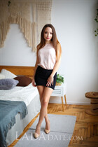 Dating ukrainian girl tetiana from zaporozhye with Dark Brown hair age 25