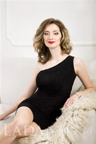Ukraine bride marina from severodonetsk with Light Brown hair age 29