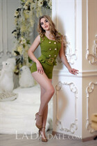 Ukranian women for marriage katerina from chuguev with Blonde hair age 26