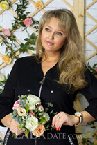 Russian wives online svetlana from kiev with Blonde hair age 47