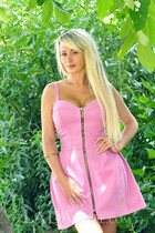 Pretty girl tatiana from kharkov with Blonde hair age 40