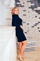 Dating women from ukraine inna from poltava with Blonde hair age 40