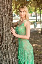 Beautiful women ukraine anna from nikolaev with Blonde hair age 38