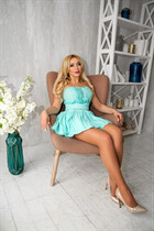 Order a woman online maria from kiev with Blonde hair age 33