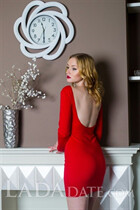 Attractive Russian lady olesya from zaporozhye with Blonde hair age 22