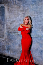 Young Ukraine girl tatyana from poltava with Blonde hair age 29