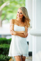 Women of ukraine anna from nikolaev with Blonde hair age 30