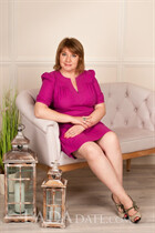 Ukraine women for marriage olga from kiev with Light Brown hair age 39