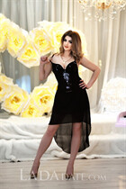 Single women from ukraine irina from kharkov with Light Brown hair age 30