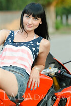 Woman in Ukraine marina from dnepr with Black hair age 29
