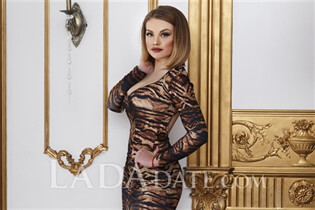 Average ukrainian woman anastasia from kharkov with Blonde hair age 23