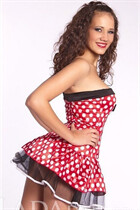 European girl for marriage alexandra from odessa with Dark Brown hair age 25
