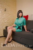 Hot russian blonde liliya from nikolaev with Dark Brown hair age 31