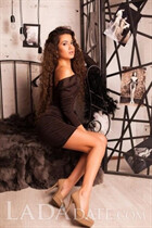 Hot Ukrainian bride veronika from kiev with Light Brown hair age 23