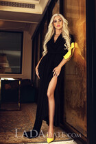 Ukrainian girl anna from kiev with Blonde hair age 26