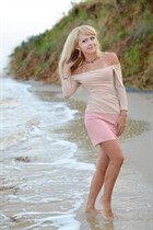Russian wives online valentina from mariupol with Blonde hair age 43