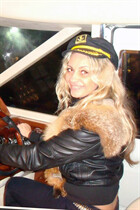 Ukraine women online yana from mariupol with Blonde hair age 41