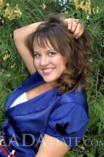 Lady from Ukraine tatyana from vinnitsa with Light Brown hair age 31