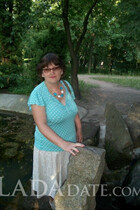 Ukrainian girl tatyana from cherkassy with Red hair age 60