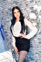 Ukrainian women dating marina from kharkov with Black hair age 23