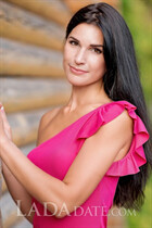 Hot russian blonde kate from kherson with Black hair age 33
