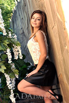 Ukrainian women for marriage katerina from kharkov with Light Brown hair age 31