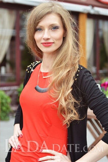 Hot girl Russia elena from odessa with Blonde hair age 33