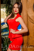 Hot Ukrainian woman ksenia from nikolaev with Dark Brown hair age 31