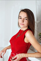 Date ukrainian girl veronika from odessa with Light Brown hair age 25