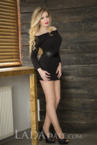 Order russian wife natalia from nikolaev with Blonde hair age 34