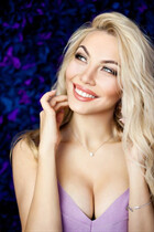 Ukranian mail order bride alexandra from kharkov with Blonde hair age 32