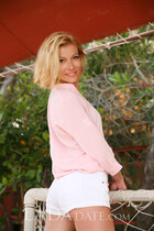 nikolaev ukraine girl anna with Blonde hair age 38