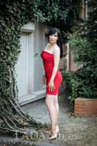 Beautiful women of ukraine viktoriya from nikolaev with Black hair age 31