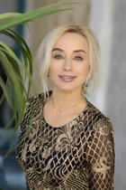 Ukraine girl for marriage svetlana from kharkov with Blonde hair age 49