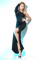 Russian bride julia from kharkov with Blonde hair age 26