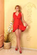 Hot russian mail order bride anna from kharkov with Blonde hair age 31