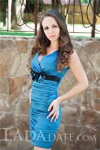Single Russian girl anastasia from kherson with Light Brown hair age 27