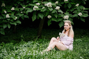 Beautiful single Ukraine woman marina from poltava with Blonde hair age 28