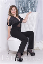 Dating ukraine online ludmila from kharkov with Light Brown hair age 43