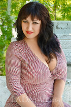 Russian women to date irina from nikolaev with Dark Brown hair age 31