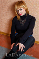 Hot Ukrainian bride olga from nikolaev with Light Brown hair age 32