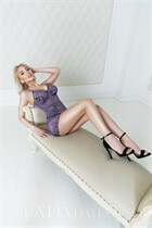Russian beauty woman romi from kiev with Blonde hair age 26